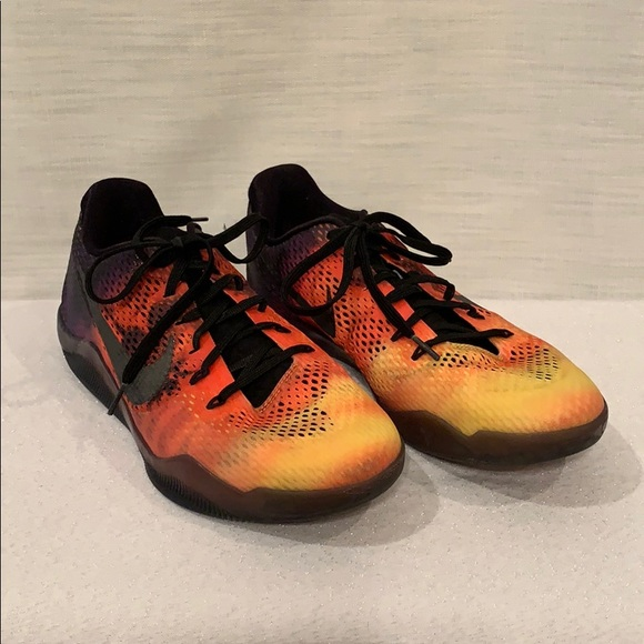 8d2d5b9966cf NIKE KOBE SUNSET ATHLETIC SHOES! M 5c378a493e0caabdfccaa2e6
